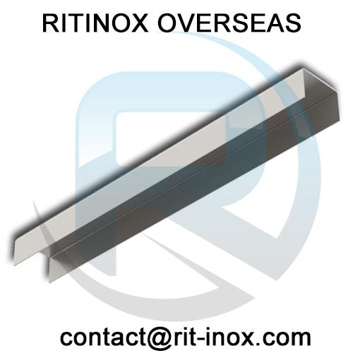 Stainless Steel 316TI C Channel -