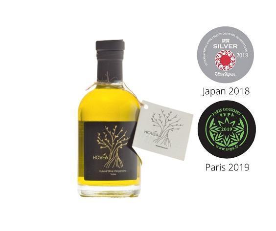 Huile d'Olive Vierge Extra - Qualité exceptionnelle - Médaillée à l'international - Origine Tunisie