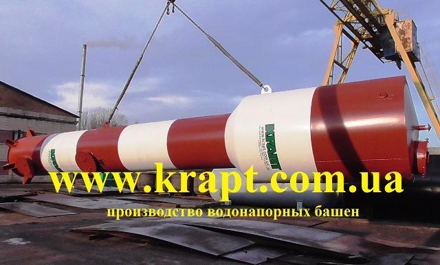 Водонапорная башня - производство водонапорных башен Рожновского, ВБР