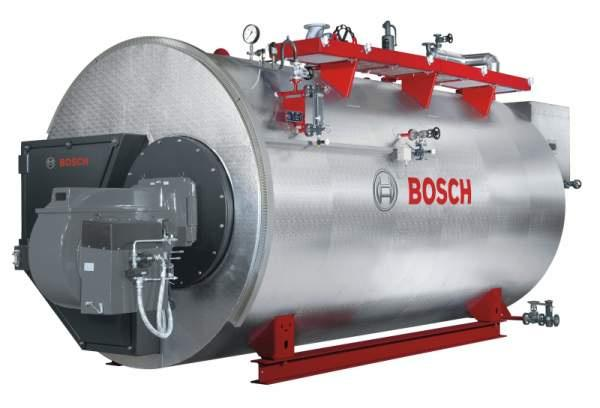 Dampfkessel - Typ UL-S, UL-SX - Dampfkessel / Öl / Gas / Flammrohr - Typ UL-S, UL-SX