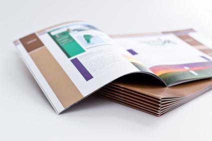 Werbedrucke aller Art - Broschüren, Plakate, Flyer