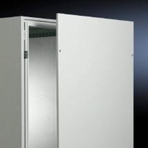 Side panels, screw-fastened, sheet steel - for TS, TS IT – TS 8100.235