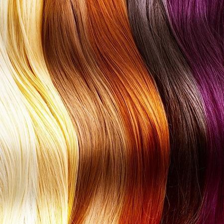 100Percent for sensitive skin natural hair dye  colors Organ - hair7864630012018