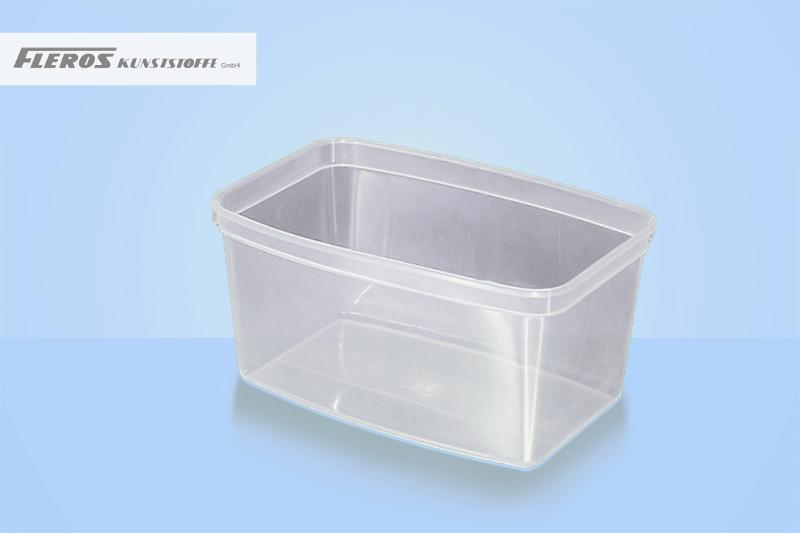 Rectangular bowls - SR 1.501 rectangular bowl