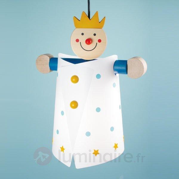 Sympathique suspension Prince - Chambre d'enfant