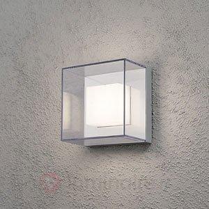 Applique LED extérieure carrée Sanremo - Appliques d'extérieur LED