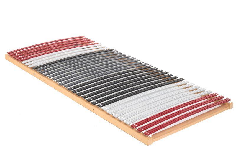 Lattenrost Modell Weyrauch - SMC - SHEET MOULDING COMPOUND Federleisten mit Rahmen aus Buche
