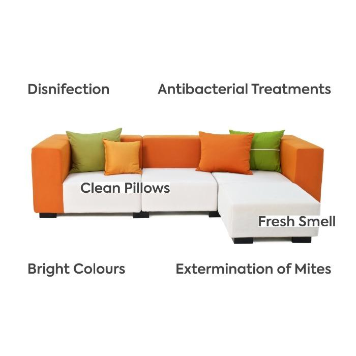 Upholstery Cleaning Services - Sofa, mattress, curtain cleaning