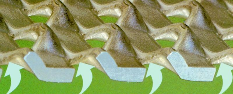 Tôles Conidur - Tôles Perforées - TEMA Equipements SAS- Toles Conidur a petits trous-10