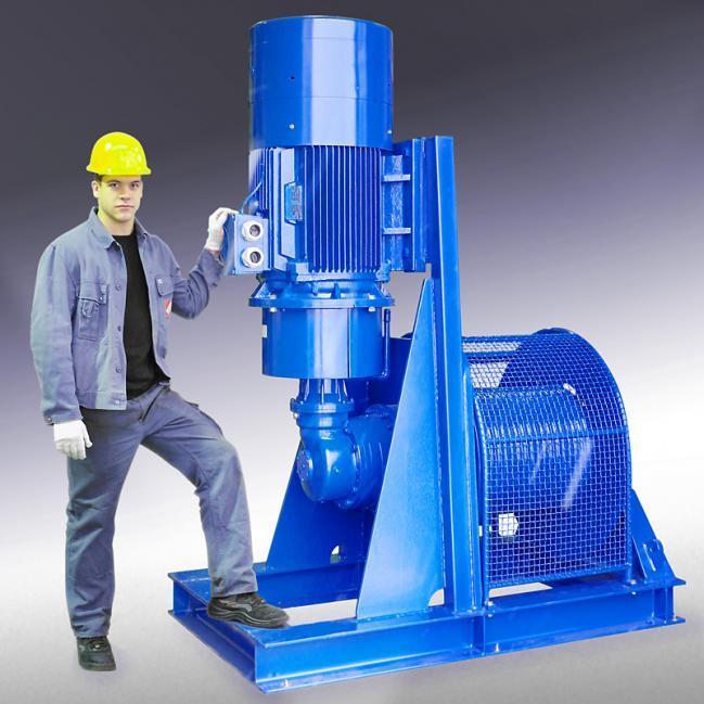 cabrestantes industriales - Tornos de cable industriales según las especificaciones del cliente