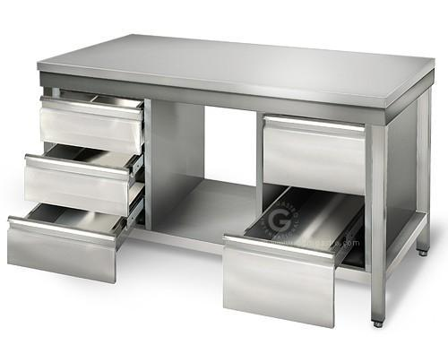 Work table - Desk 1,8m - basic background