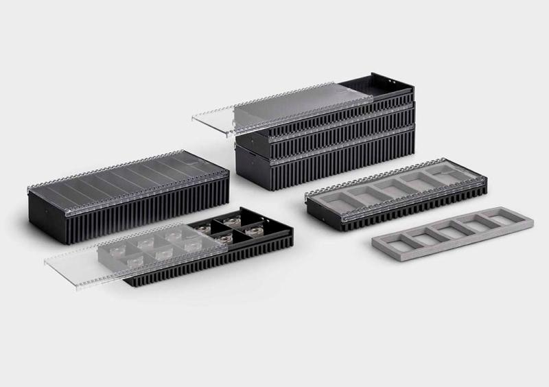 InsertBox HighS - Caixas de plástico