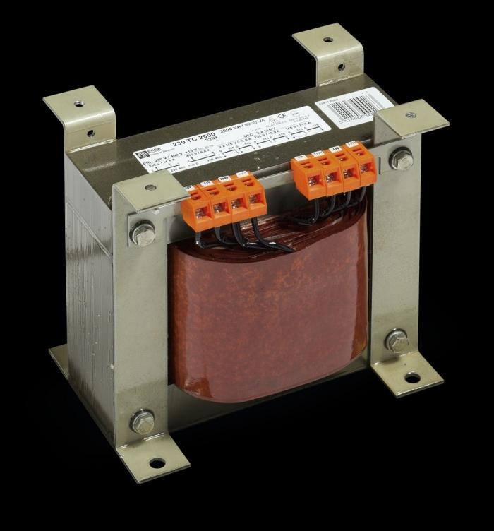 Einphasen Transformatoren - 230TC2500