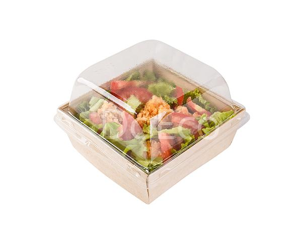Eco Prizma with plastic cover - Packaging box with plastic cover