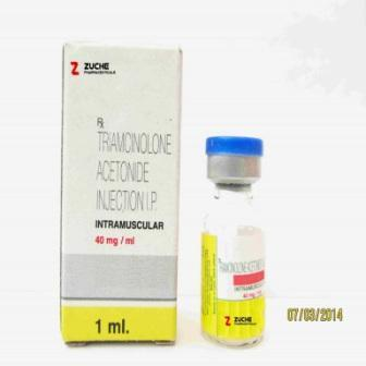 Triamcinolone Acetonide Injection - Triamcinolone Acetonide Injection