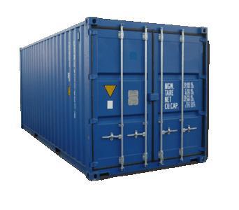 Container (conteneur) homologué CSC pour le transport mariti