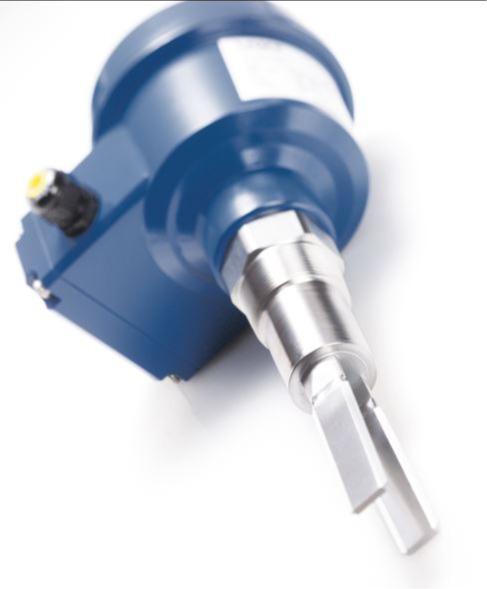 Vibranivo® 1000/5000 - Interrupteur à vibrations  - Pour la mesure de niveau - Détecteur de plein, de besoin et de vide
