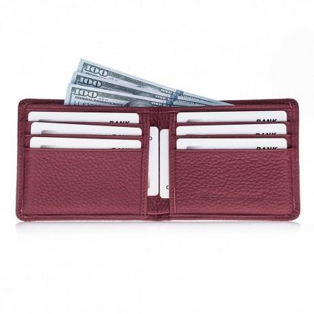 Jeffry Man Wallet FLB Series - JW FLB17 Brodeaux
