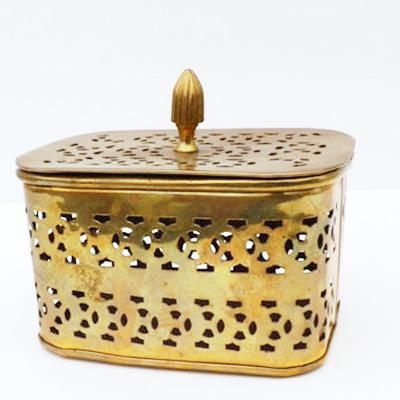 Brass Box with lid