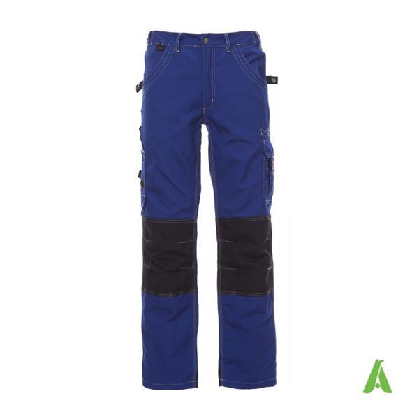 Pantalone protettivo per sicurezza sul lavoro - Pantalone da lavoro protettivo per sicurezza aziendale, personalizzabile