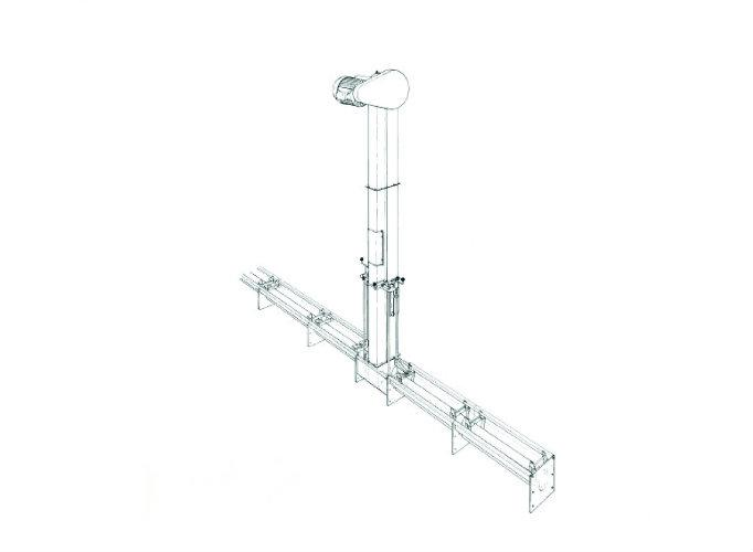Elévateurs à chaîne - CF-A - Gamme mécanique de transport de céréales