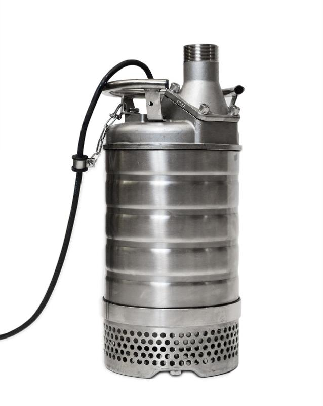 Submersible drainage pumps - KSCX ® 215 to 6110