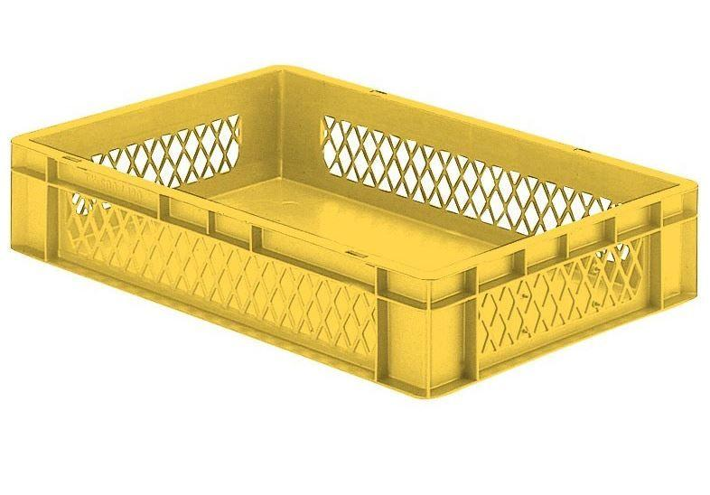 Stapelbehälter: Dina 120 2 - Stapelbehälter: Dina 120 2, 600 x 400 x 120 mm