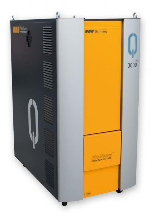 Q 3000 Plasmaschneidanlage - Industrie 4.0-fähige Plasmaanlage mit hervorragender Schneid- & Markierqualität