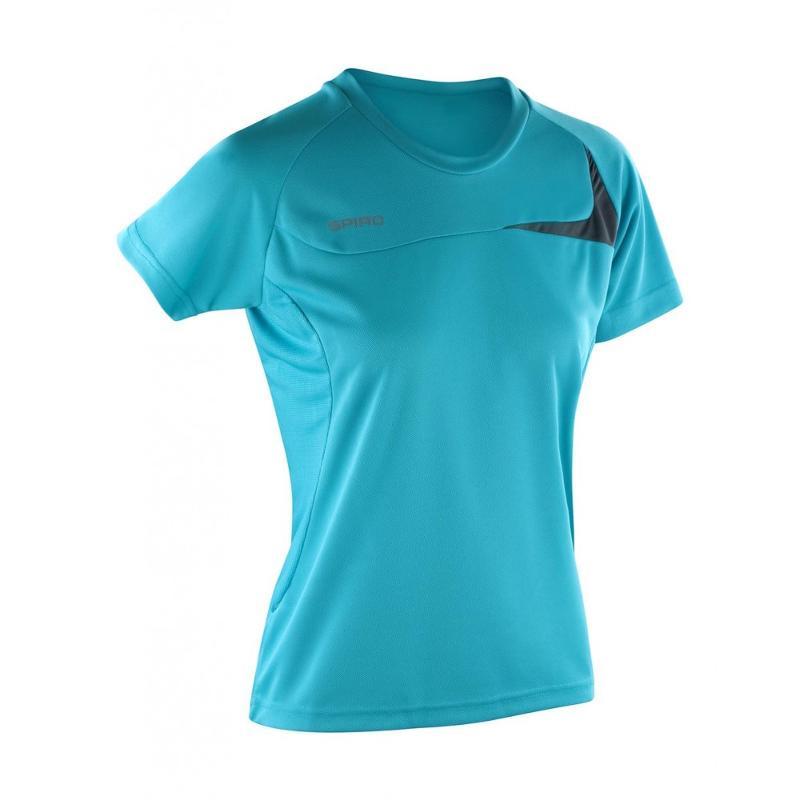 Tee-shirt entrainement femme Spiro - Hauts manches courtes