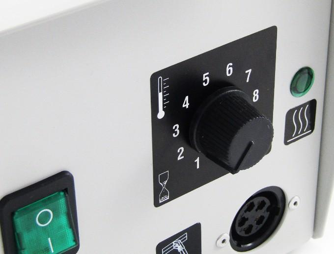 Impulse Bag Sealer w/ 281mm Jaw width. Including Transformer - Audion Super Poly Sealer 281mm