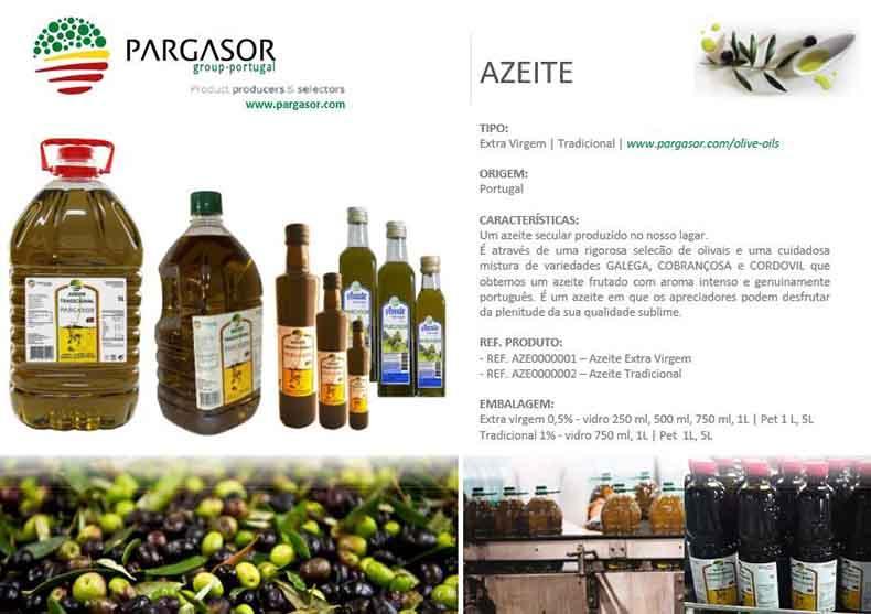 Azeite - Azeite Extra Virgem | Tradicional