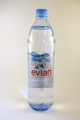 Evian Water 1,25L -