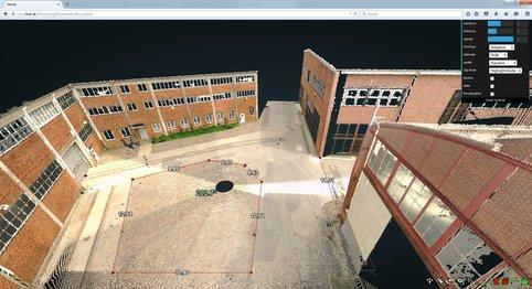 3D Laser Scanning - With our FARO Focus3D X330, we perform 3D laser scannings