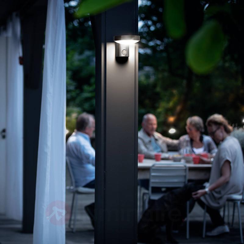 Applique d'extérieur LED Cockatoo avec capteur - Appliques d'extérieur avec détecteur
