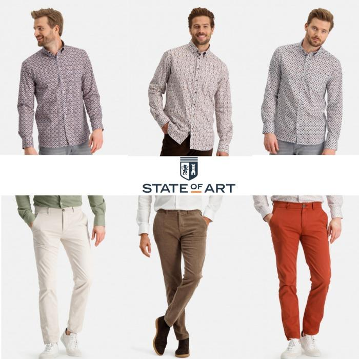 STATE OF ART MEN COLLECTION - 7,35 EUR/PC