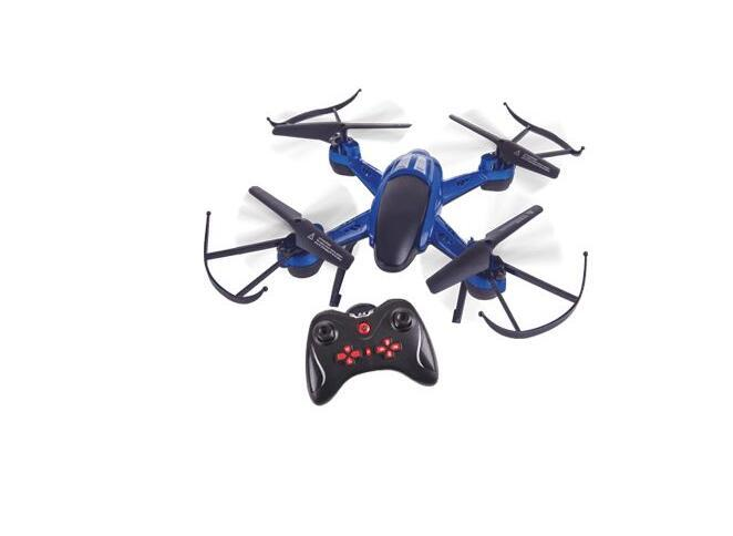 four-axis 4 ch 2.4G speed change hd camera rc drone  -  Four-axis rc drone