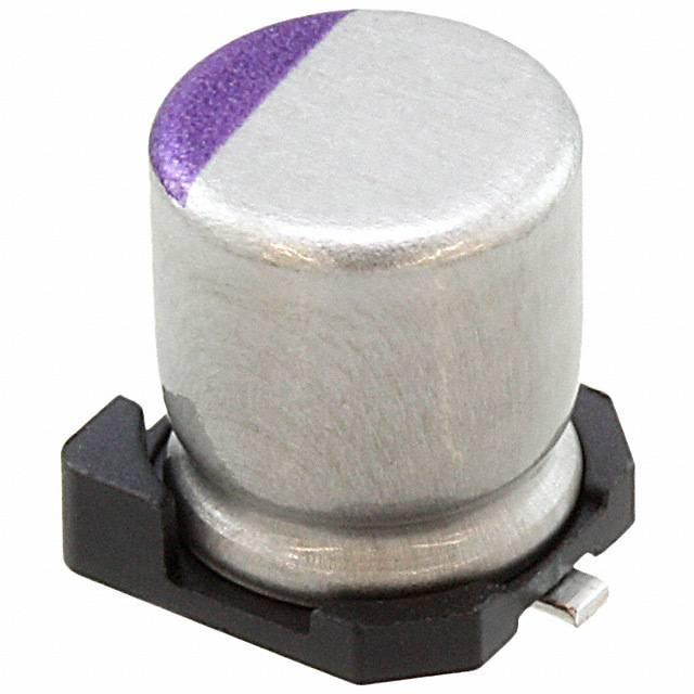 CAP ALUM POLY 220UF 20% 6.3V SMD - Panasonic Electronic Components 6SVPE220MW