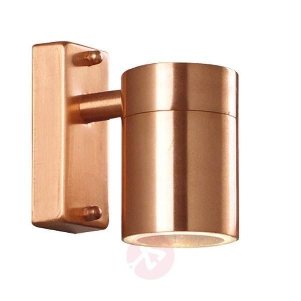 Modern copper outdoor wall lamp Tin - Outdoor Wall Lights