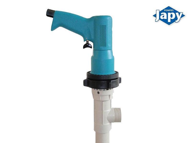Pompes électriques vide-fûts - F-PVDF1000-D600 - null