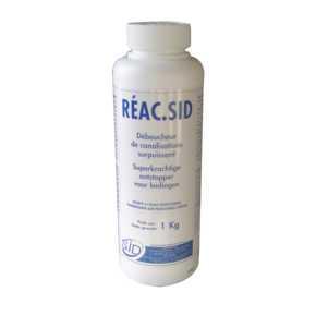 REAC.SID ct 12x1 kg - Déboucheur de canalisations surpuissant