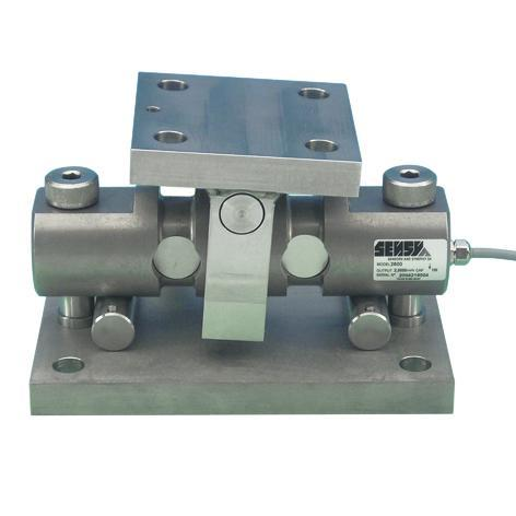 DOUBLE SHEAR BEAM LOAD CELL - 2600