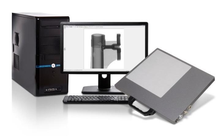 YXLON Imaging Kits - Digital Radiography Detector Kits