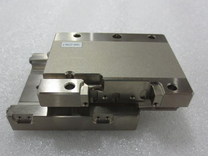 Advanced cnc machining Stainless steel assembly parts - null
