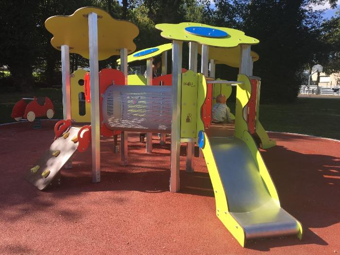 BABY - From 1 year - Play equipment for nurseries, schools and kindergartens