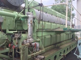 MAN B&W 9L28/32H complete engine