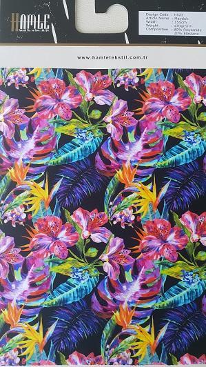 MAYDUK - swimwear fabric (warp knitted)