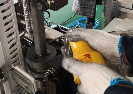 WARTUNG UND INSTANDHALTUNG - Planmäßige Wartung und Instandhaltung für Industrie Maschinen.