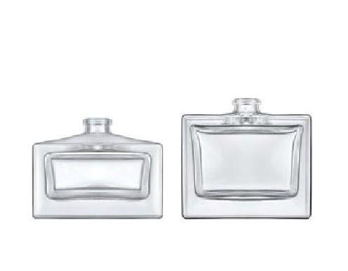 Quarker 50ml 100ml - Perfume Glass Bottles