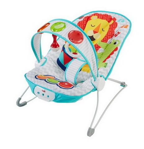 Easy carrying bouncers musical baby swing chair - Baby Bouncer Chair
