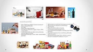 Υλικά συσκευασίας Τροφίμων - Γυάλινα και πλαστικά είδη για τη συσκευασία τροφίμων